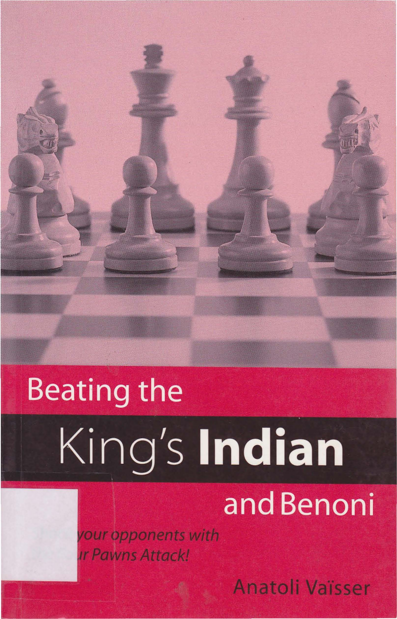Beating The Kings Indian And Benoni