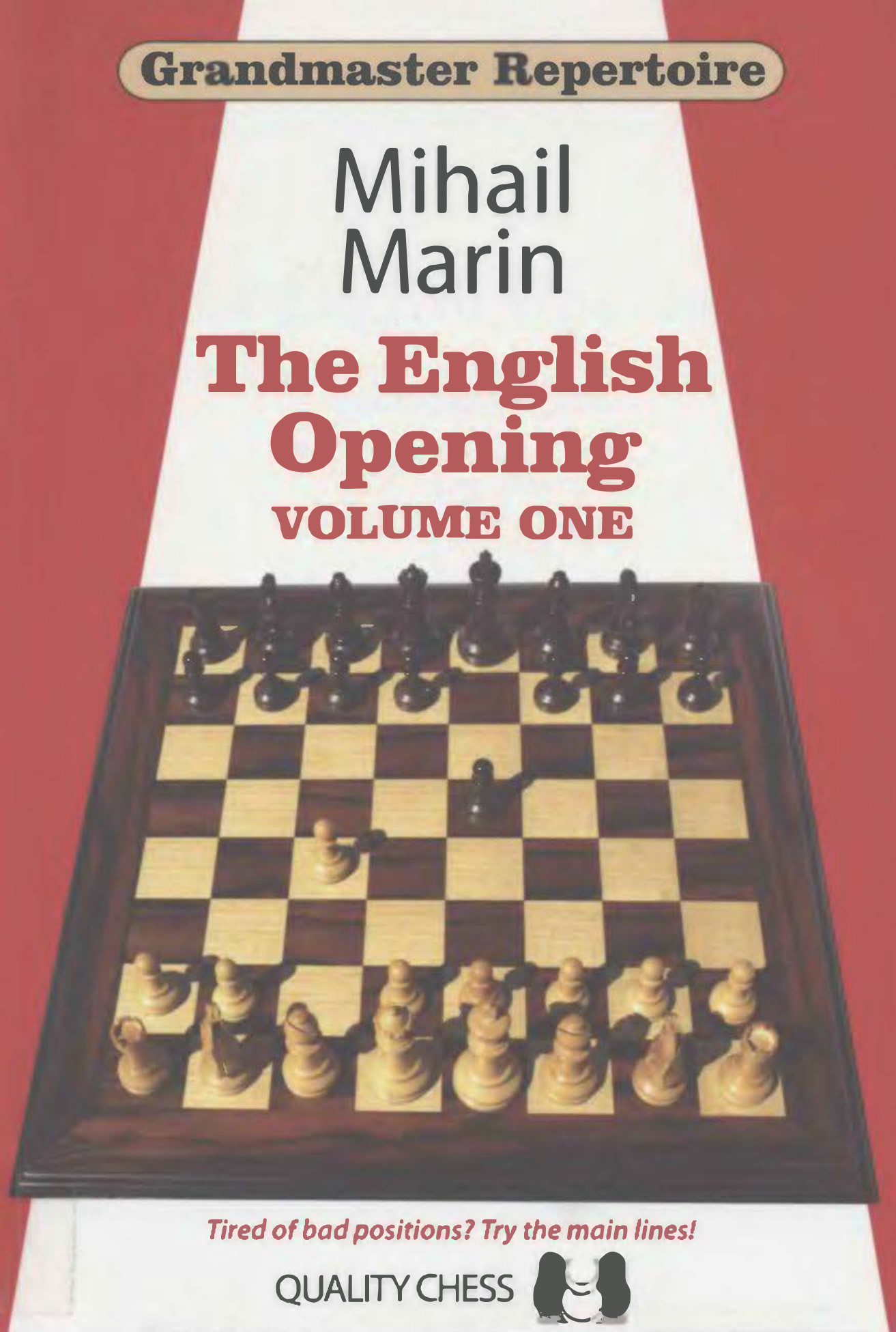Grandmaster Repertoire 3 The English Opening vol 1