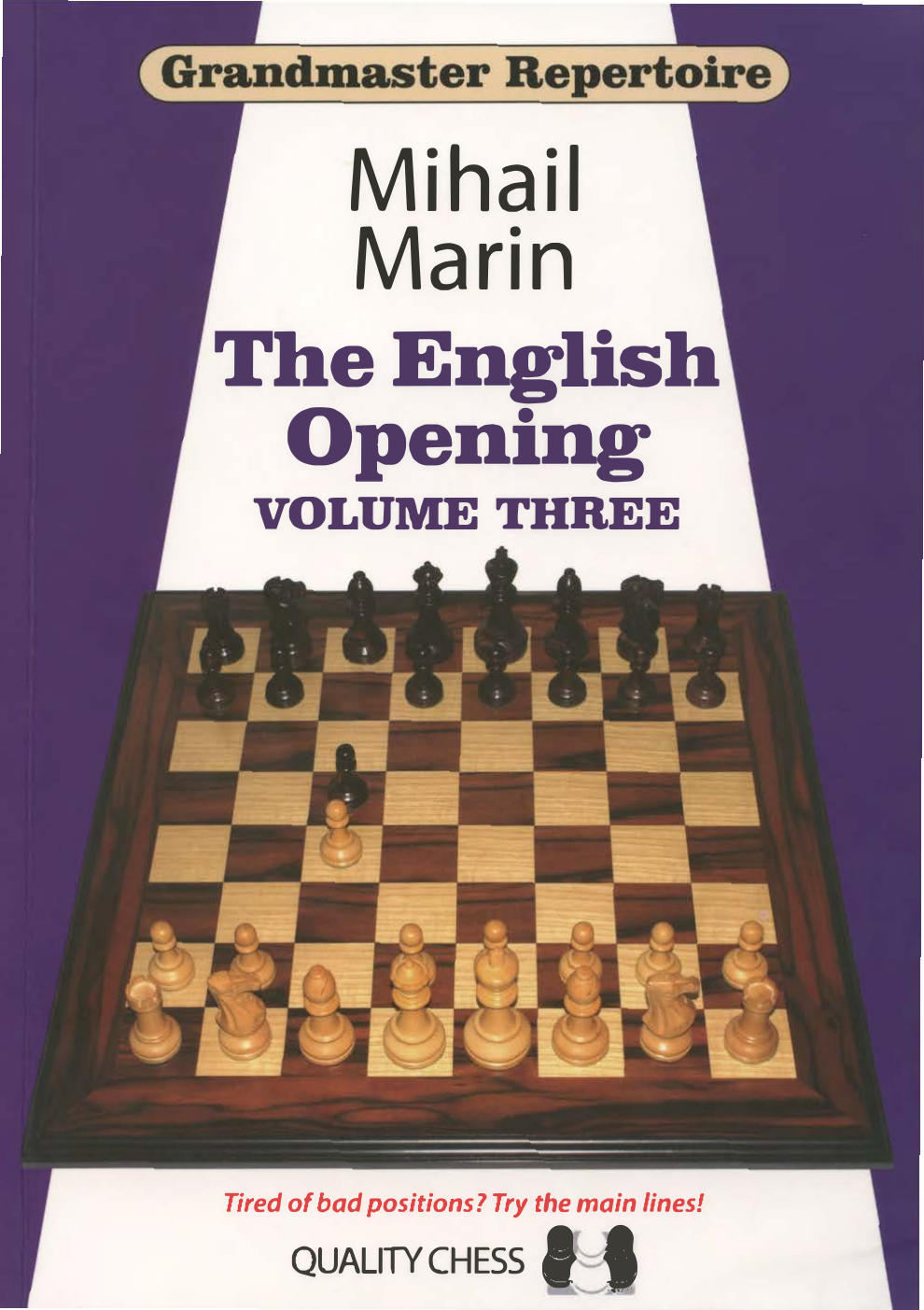 Grandmaster Repertoire 5 The English Opening vol 3