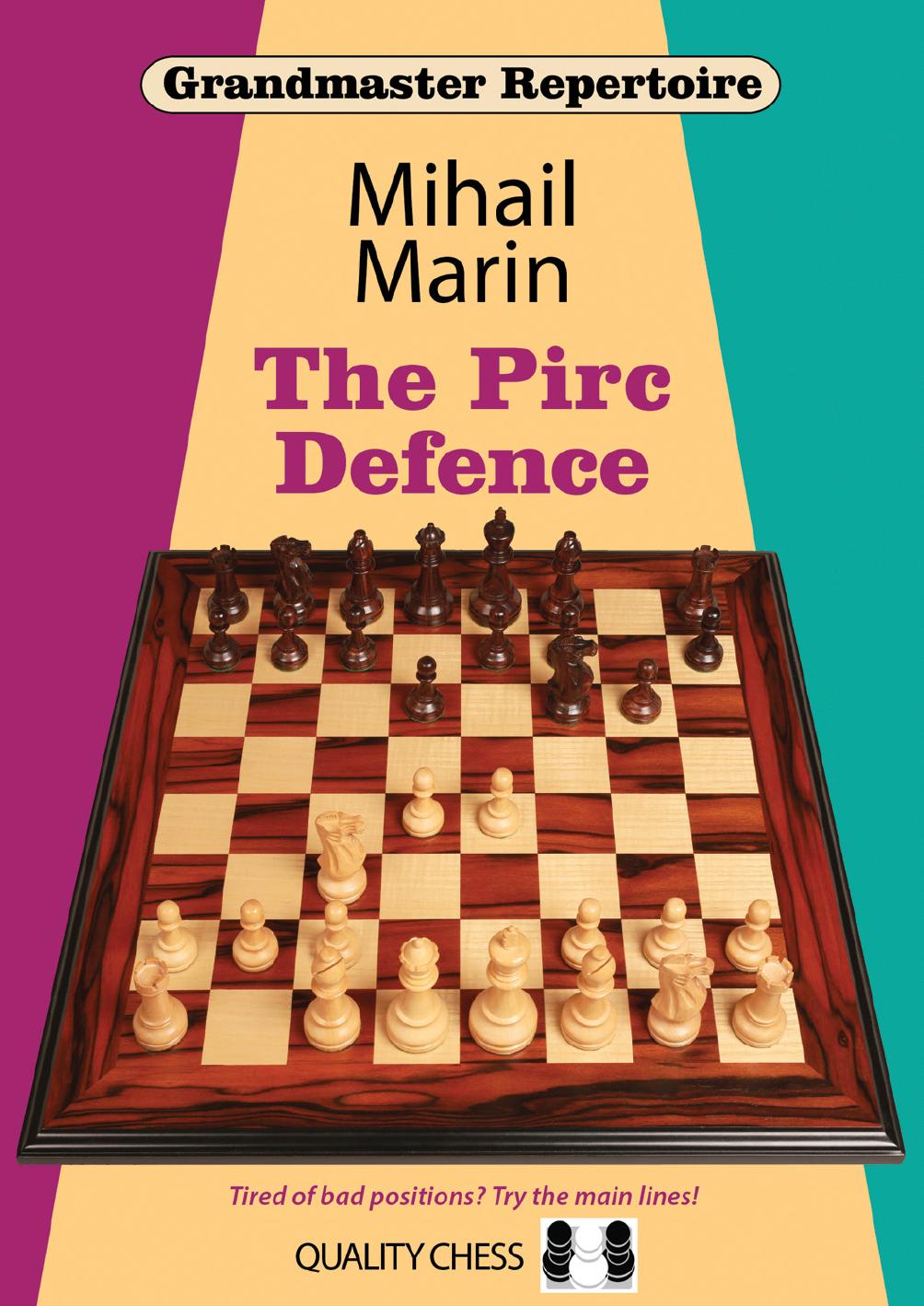 Grandmaster Repertoire The Pirc Defence